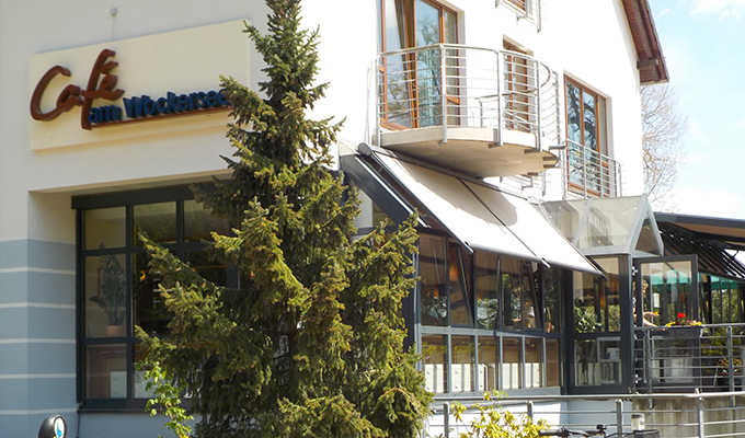 Das Haus Cafe am Wockersee